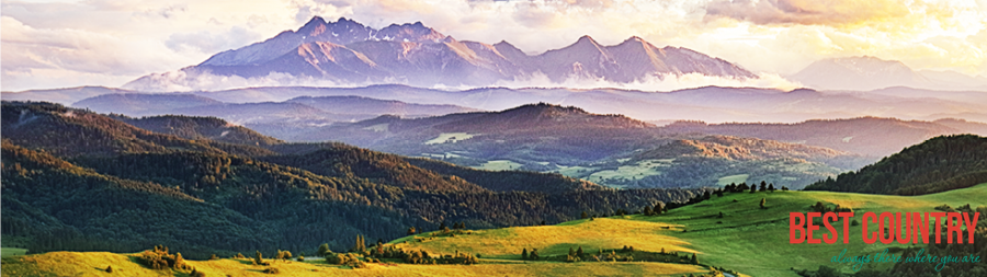 Климат Словакии