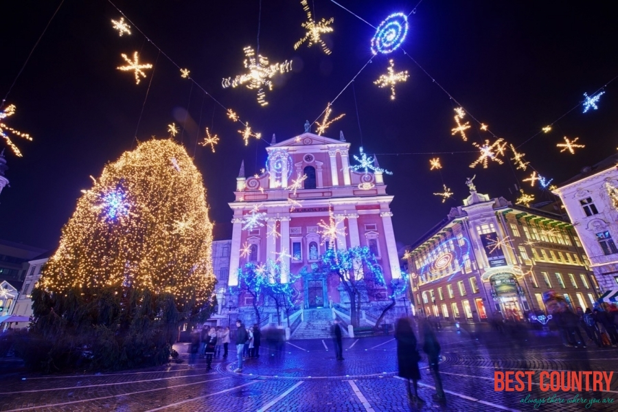 Slovenia's Christmas Traditions