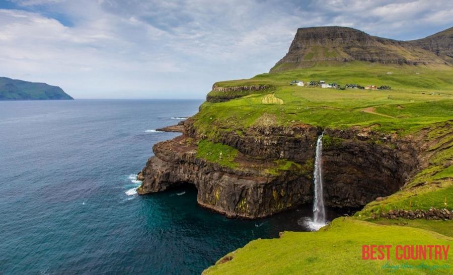 Климат на Фарерских островах