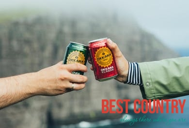 Beer on Faroe Islands