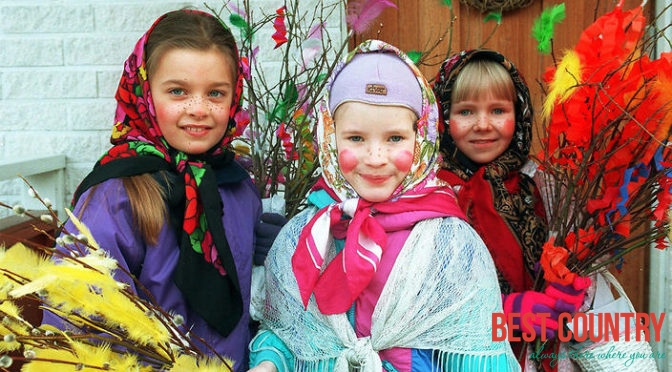 Easter traditions in Finland