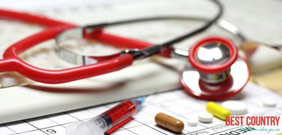 Медицина в Аргентине