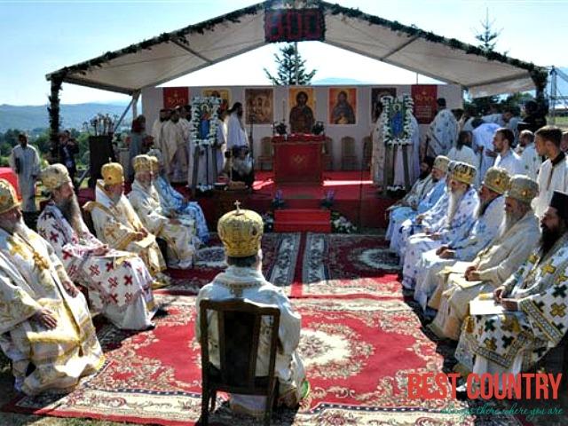 Religion of Montenegro