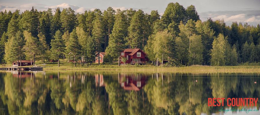 Climate of Sweden