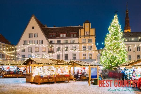 Christmas Customs in Estonia