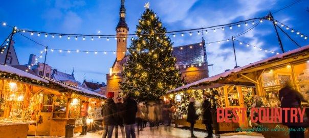 Public holidays in Estonia