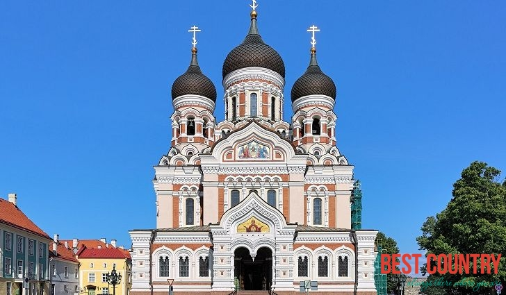 Religion In Estonia