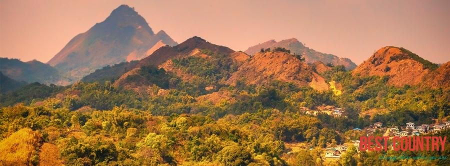 Климат Мьянмы