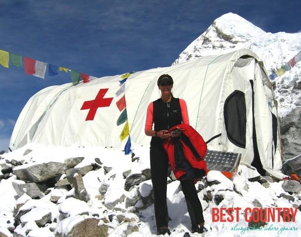 Медицина в Непале