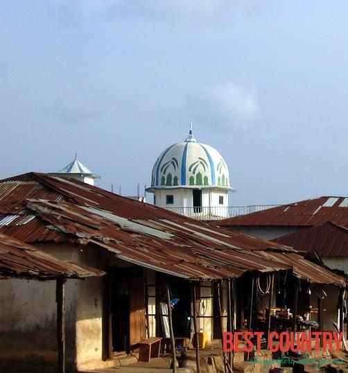 Религия в Либерии