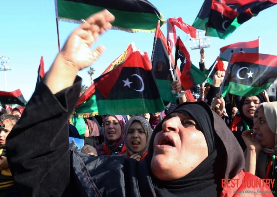 Religion in Libya