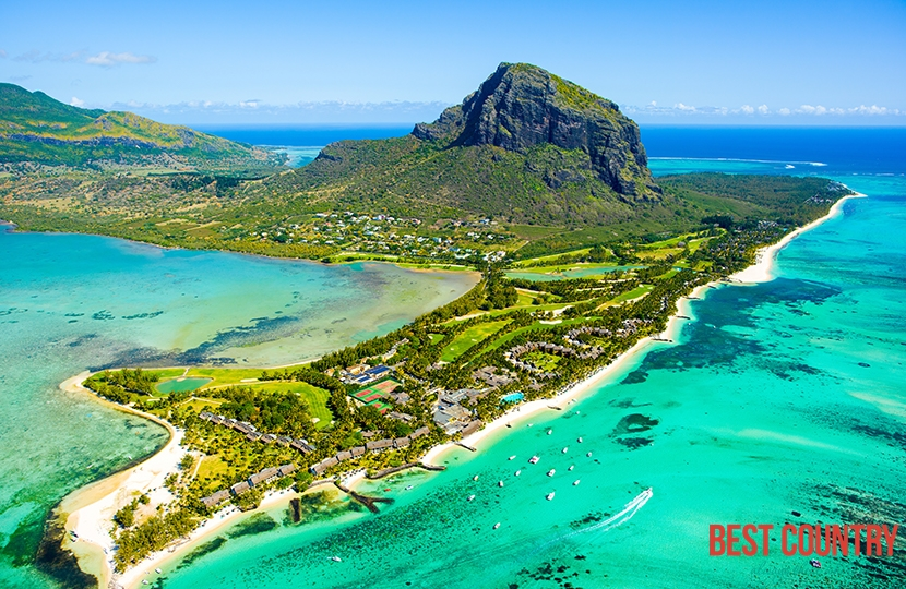 Climate of Mauritius