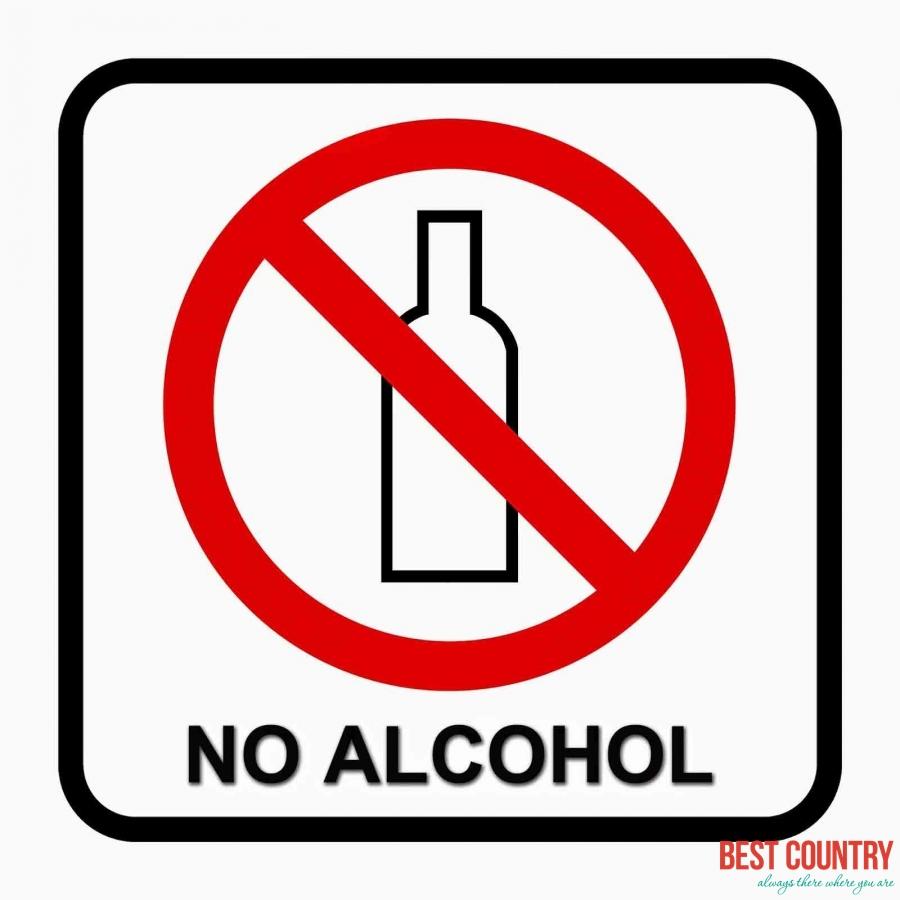 Alcohol in Mali
