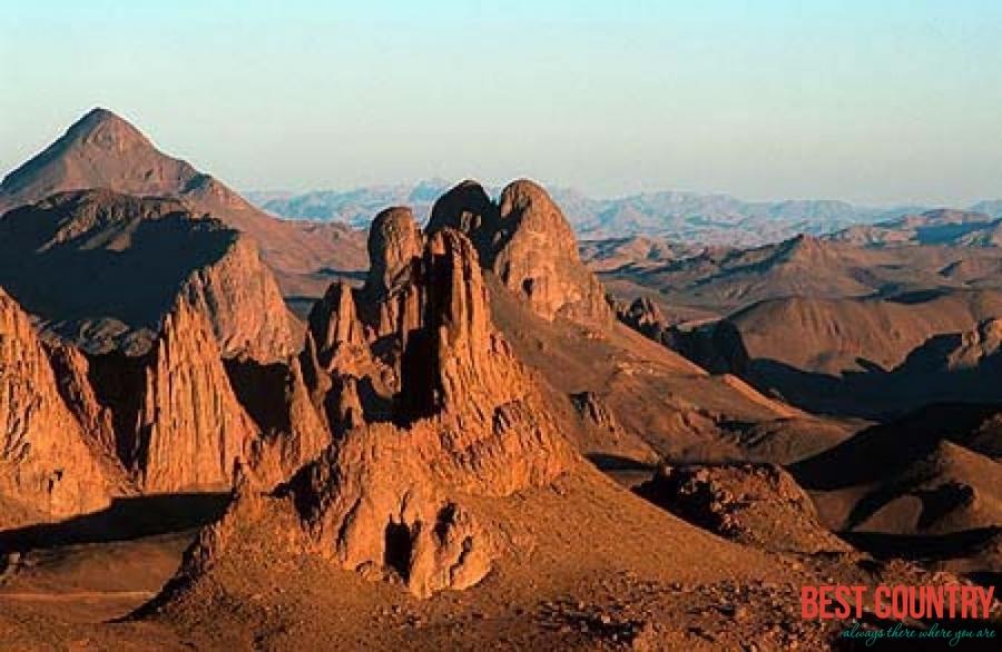 Climate of Algeria