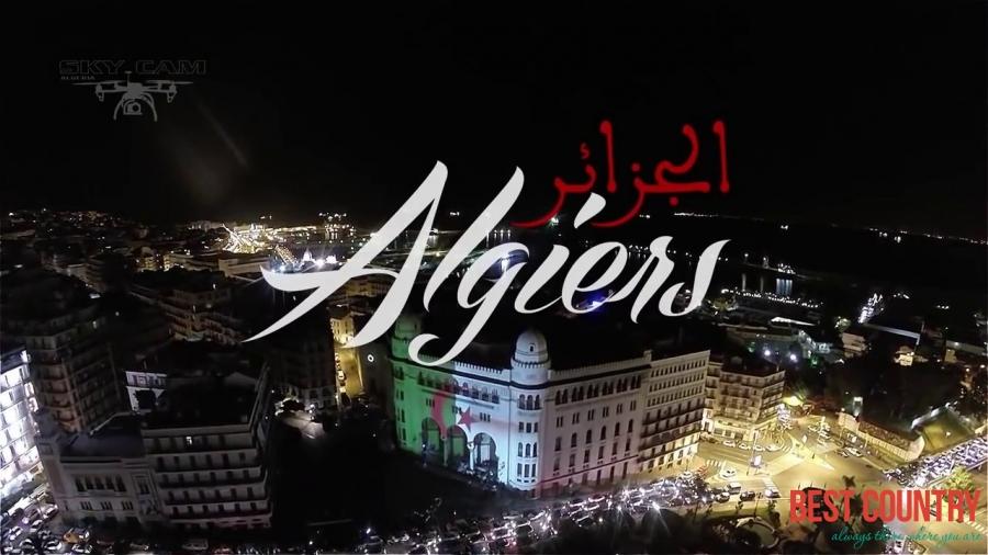 New Year in Algeria