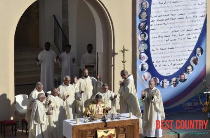 Religion in Algeria