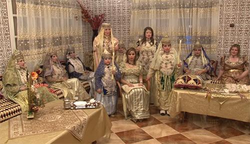 Wedding in Algeria