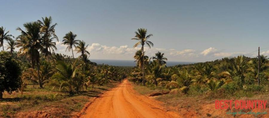 Климат Мозамбика