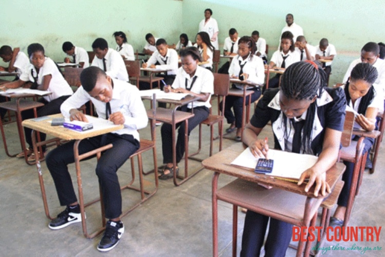 Education System in Mozambique