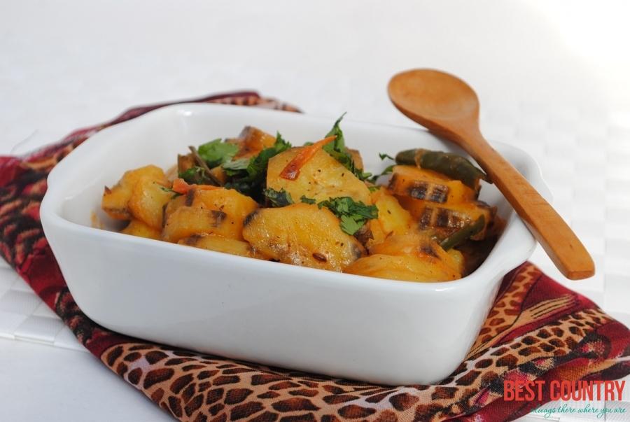 Национальная кухня Руанды