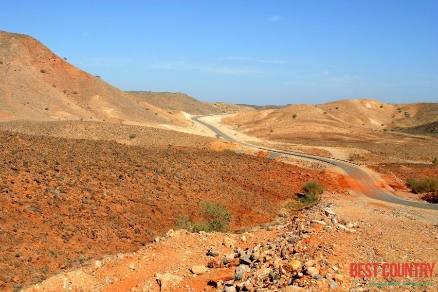Климат Оман