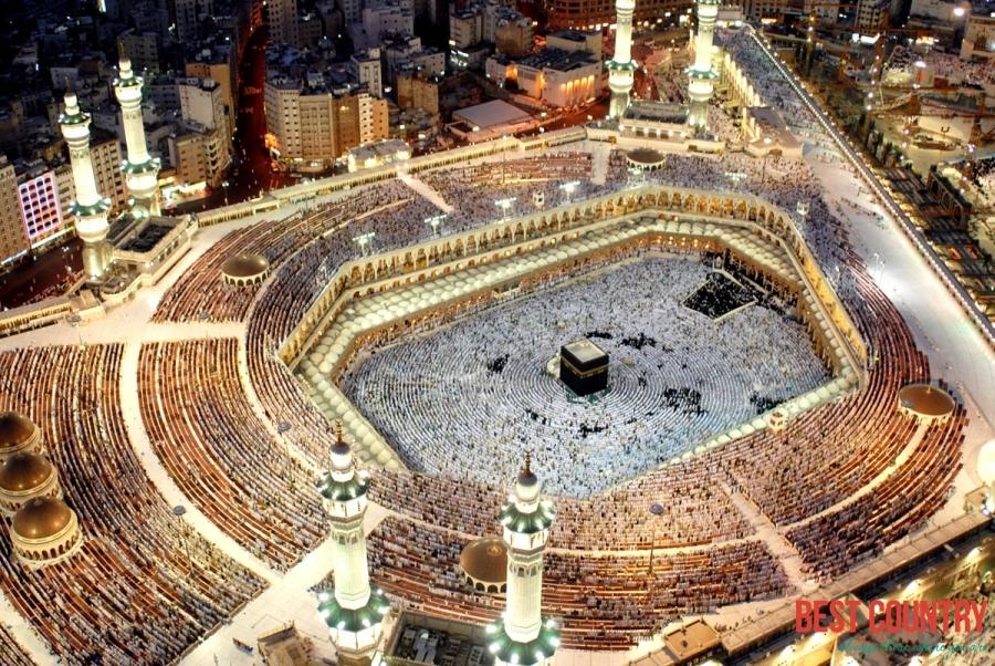 Религия в Саудовской Аравии
