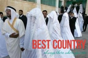 Свадьба по традиции в Саудовской Аравии