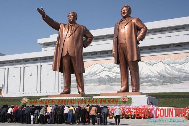 Религия в Северной Корее