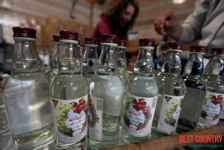 Алкоголь в Сирии
