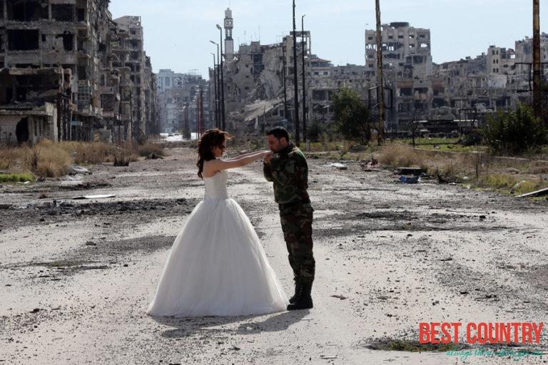 Сирия - свадебные традиции и обряды