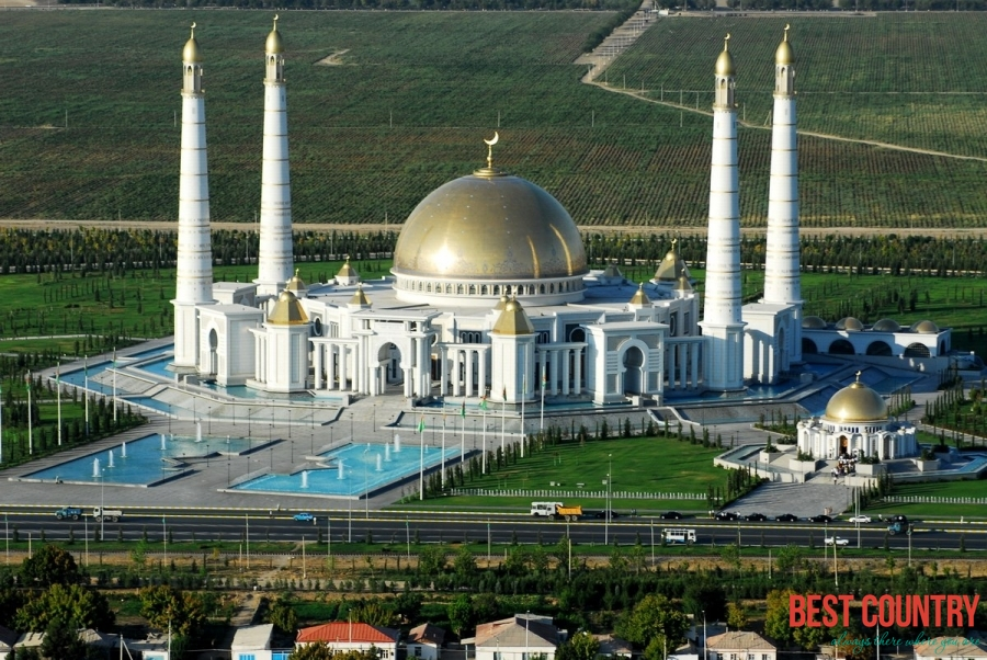 Религия в Туркменистане