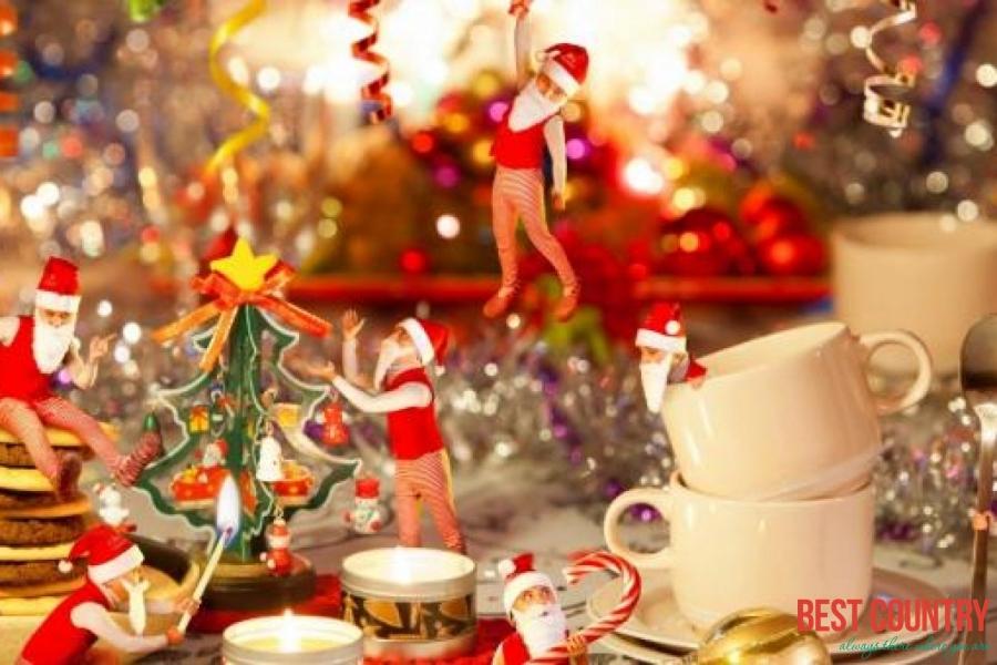 Рождество в Турции