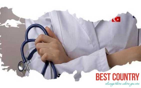 Медицина и лечение в Турции