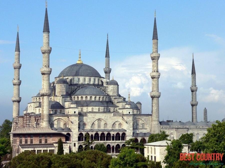 Религия в Турции