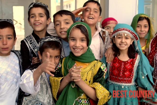 Фестивали и праздники в Афганистане