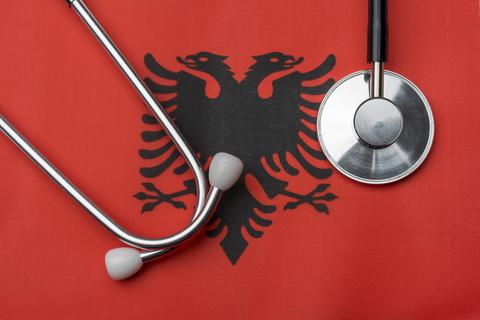 Медицина и лечение в Албании