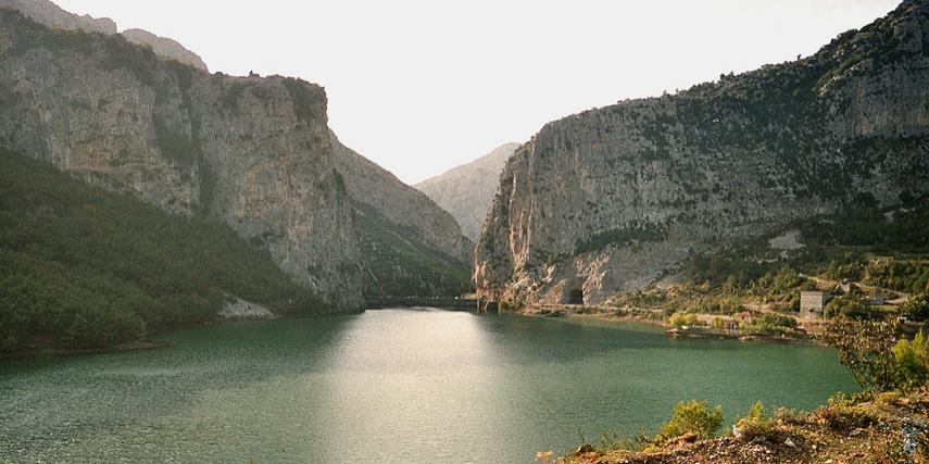 Водные ресурсы Албании