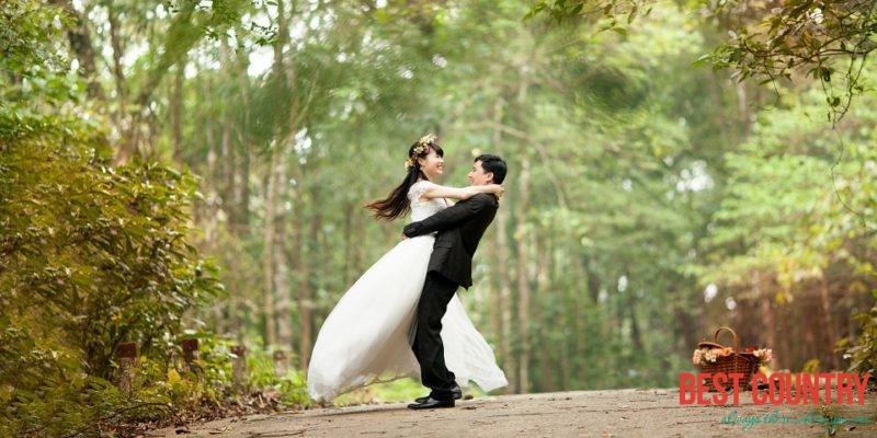 Филиппинская свадьба: традиции и обряды
