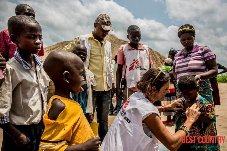 Медицина в Сьєрра-Леоне