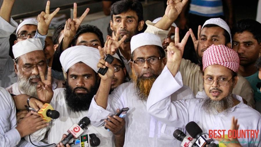 Bangladesh : Religions