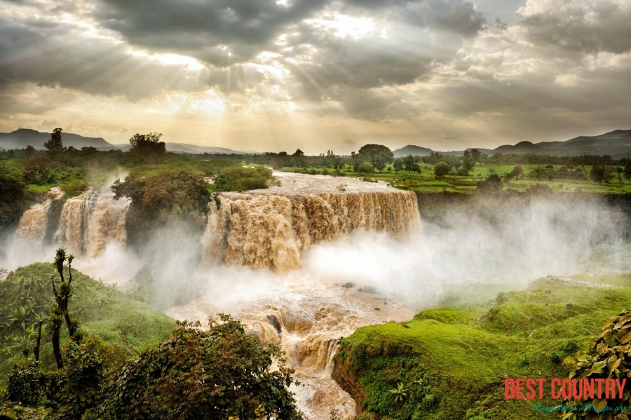 Климат Эфиопии