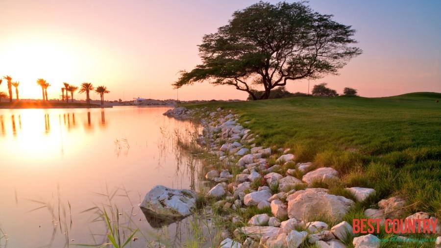 Climate of Bahrain