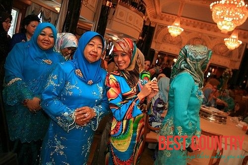 Brunei Malay wedding