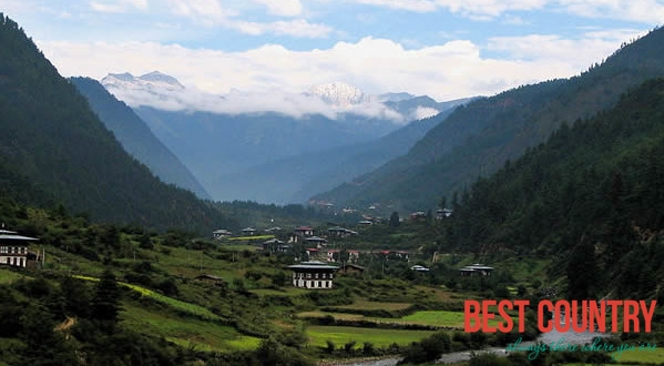 Climate of Bhutan
