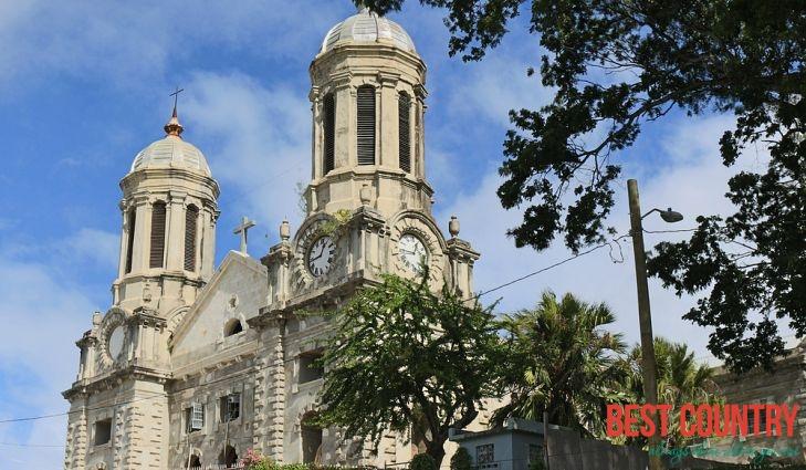 Religion of Antigua and Barbuda