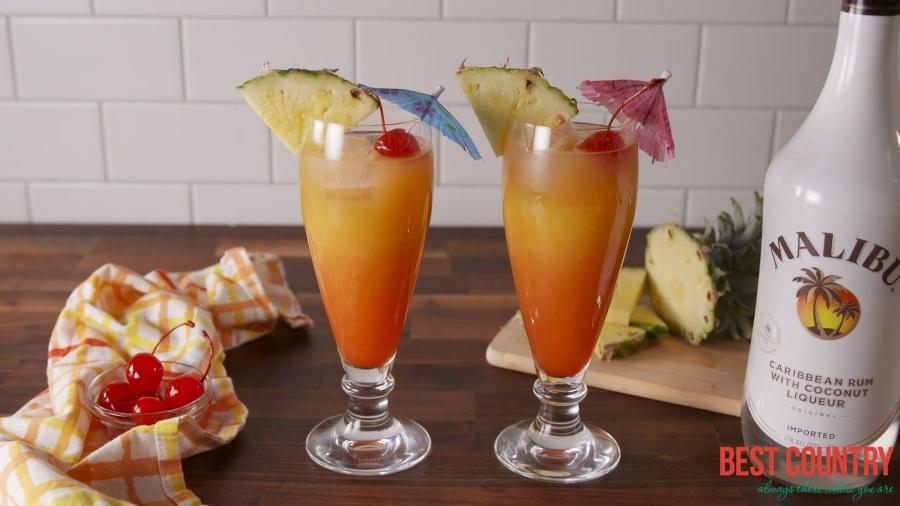 Алкоголь на Багамах