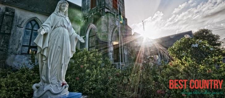 Религия на Багамских островах