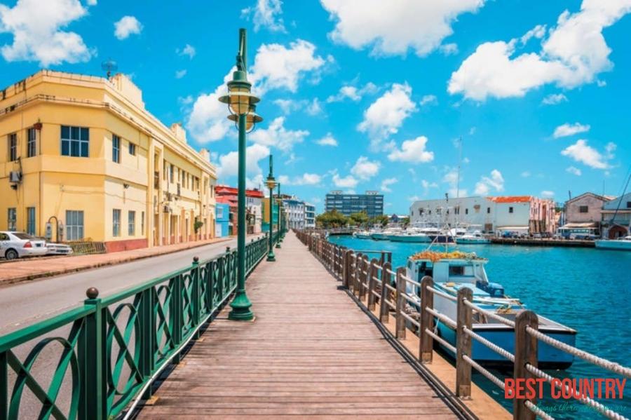 Bridgetown is the capital of Barbados