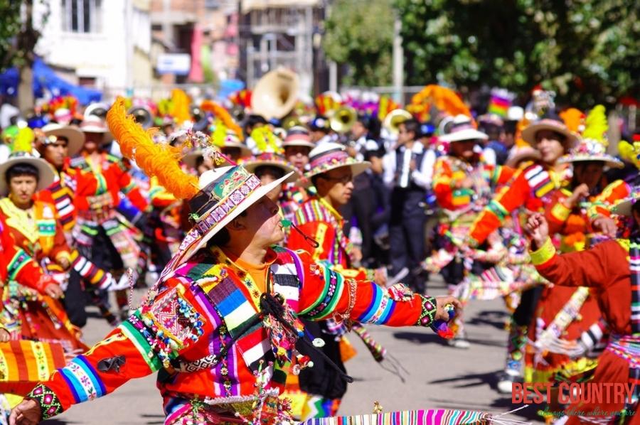 Bolivian Holidays