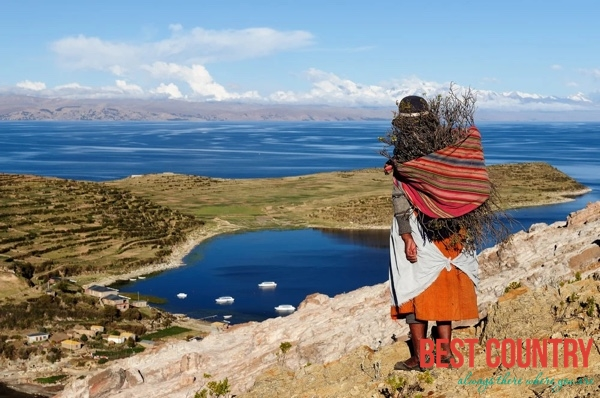 Water resources of Bolivia